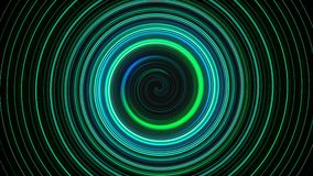 Abstract spiral rotating and twisting lines, computer generated background, 3D render background. Abstract spiral rotating and twisting lines, computer generated stock footage