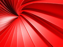 Abstract Spiral Stripe Pattern Tunnel Background Royalty Free Stock Image