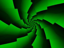Free Abstract Spiraling Background Royalty Free Stock Photography - 5252017