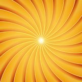 Abstract Spiraling Background Stock Image