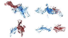 Abstract splash Royalty Free Stock Photography