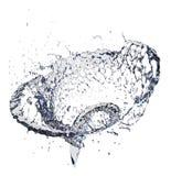 Abstract splash Stock Image