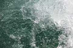 Abstract splashes in fresh water Stock Photo
