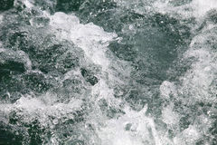 Abstract splashes in fresh water Royalty Free Stock Photography