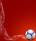 Abstract sport background Stock Photos