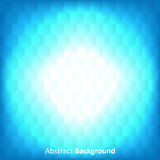 Abstract Spotlight Blue Background Royalty Free Stock Images