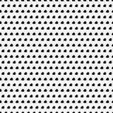 Abstract Spots Seamless Pattern Royalty Free Stock Photo