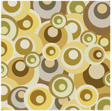 Abstract spotted retro vintage eps10 design. Abstract retro dots pattern background Vector Illustration