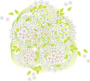 Abstract spring background Stock Photo