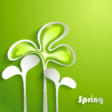 Abstract spring background Stock Images