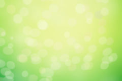 Abstract spring background with defocused bokeh, blur texture wi Stock Photo