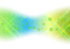 Abstract spring fresh background Royalty Free Stock Photos