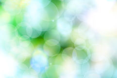 Abstract spring green background Royalty Free Stock Image
