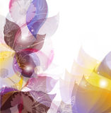 Abstract Spring Vector Background Royalty Free Stock Image