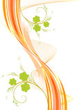 Abstract spring vector background Stock Photo