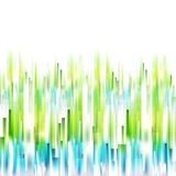 Abstract spring vertical lines background Stock Image