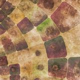 Abstract square background Stock Photo