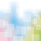 Abstract Square Background vector illustration