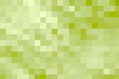 Abstract square background. Abstract background of small green squares or cubes Royalty Free Stock Images