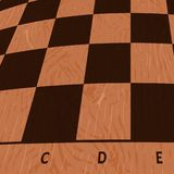 Abstract square background. Wooden game backdrop illustration vector illustration