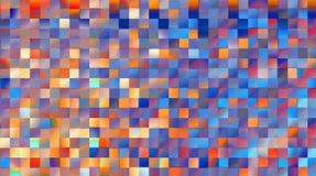 Abstract square blocks pattern background stock photography