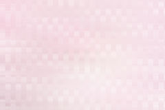 Abstract square color background, pink and white Stock Image