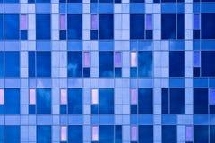 Abstract square crop of skyscraper Stock Photo