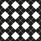 Abstract square figure as seamless pattern Stock Photo