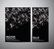 Abstract square. Graphic resources design template. Royalty Free Stock Photo