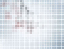Abstract square mosaic background Royalty Free Stock Photos