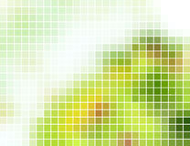 Abstract square mosaic background Royalty Free Stock Photography