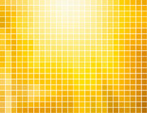 Abstract square mosaic background Royalty Free Stock Images