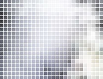 Abstract square mosaic background Stock Images