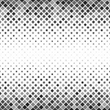 Abstract square pattern background - geometrical vector illustration  Stock Image