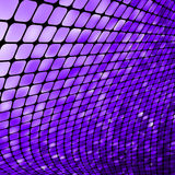 Abstract square pixel mosaic background. EPS 8 Royalty Free Stock Image