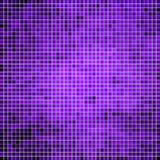 Abstract  square pixel mosaic background Stock Photos