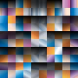 Abstract square seamless background Royalty Free Stock Photo