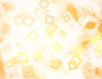 Abstract square shape background Royalty Free Stock Photo
