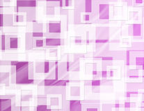 Abstract square shape background Stock Photo