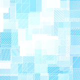 Abstract squared pattern Royalty Free Stock Photos