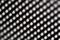 Abstract squares 1. Abstract squares pattern, background image, blurred grid of black and white squares stock photography