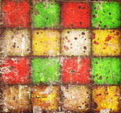 Abstract squares Royalty Free Stock Image