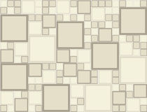 Abstract Squares Background. Vector illustration. Eps10 Royalty Free Stock Photos