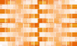 Abstract  squares brown background Royalty Free Stock Photos
