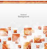 Abstract Squares Geometric Background for Design Stock Photography