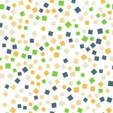 Abstract squares pattern. Stock Photos