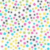 Abstract squares pattern. Royalty Free Stock Images