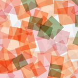 Abstract squares pattern. Royalty Free Stock Image
