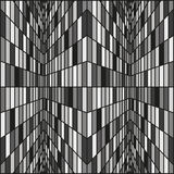 Abstract squares patterned Royalty Free Stock Image