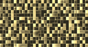 Abstract squares texture Royalty Free Stock Images